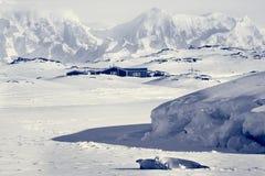 ландшафт Антарктики красивейший Стоковое Фото