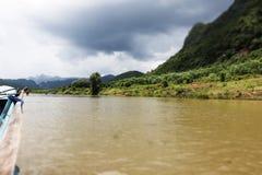 ландшафт Вьетнам Стоковая Фотография RF