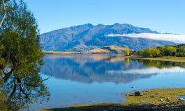 ландшафт рисуночный Стоковая Фотография RF