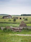 ландшафт сельский Стоковые Фотографии RF