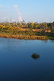 ландшафт урбанский Стоковая Фотография RF