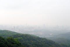ландшафт урбанский Стоковое Изображение RF