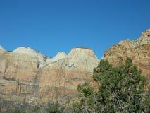 ландшафт Юта пустыни сводов принятая национальным парком стоковое фото rf