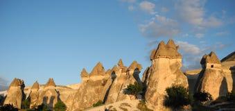ландшафт cappadocia необыкновенный Стоковое фото RF