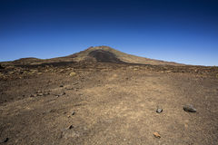 ландшафт tenerife стоковое изображение