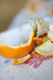апельсиновая корка Стоковые Фото