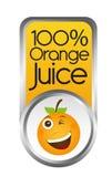 Апельсиновый сок Стоковая Фотография