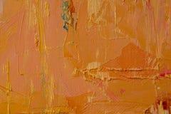 Апельсин, синь, пинк, желтый конец картины вверх, текстура показа Стоковое фото RF