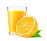 Апельсиновый сок стоковое изображение