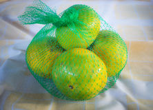 Апельсины в утре Стоковые Фотографии RF