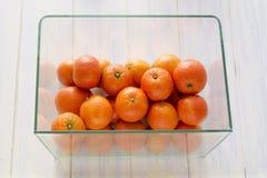 Апельсины мандарина Стоковая Фотография