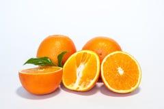 Апельсины Стоковое Изображение RF