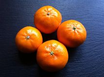 Апельсины Стоковые Изображения