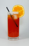 Апельсин Кампари стоковое изображение