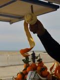 Апельсин корки Стоковое Изображение RF
