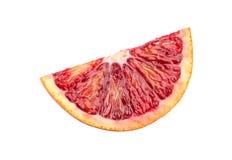 Апельсин куска сицилийский Стоковые Фотографии RF