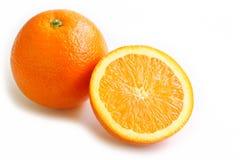 Апельсин пупка Стоковые Изображения