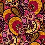 Апельсин-розовая картина Стоковое Фото