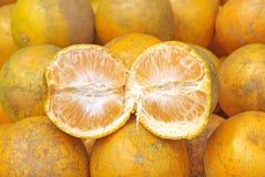 Апельсин Стоковая Фотография RF