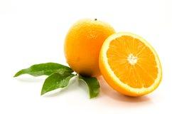 Апельсин Стоковая Фотография