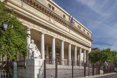 Апелляционный суд в en Провансали AIX стоковые изображения rf