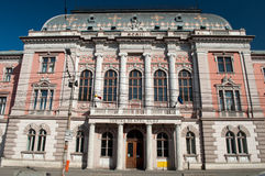 Апелляционный суд Cluj Стоковые Изображения