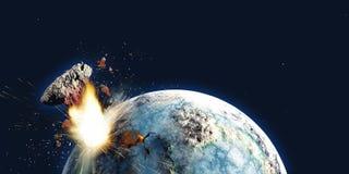 Апокалипсис Стоковая Фотография RF