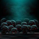 Апокалипсис 4 зомби Стоковое Изображение RF