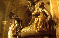 апостолы стоковое изображение