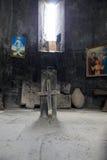 апостольский интерьер церков стоковое изображение