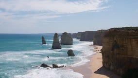 Апостол 12 в Виктории, Австралии Стоковое Изображение RF