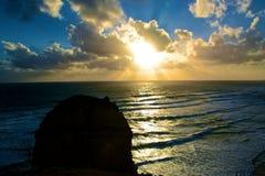 12 апостолов Австралия Стоковое Изображение RF
