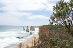 12 апостолов Австралия Стоковые Фото