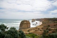 12 апостолов Австралия Стоковая Фотография RF