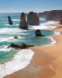 12 апостолов Австралия Стоковые Изображения