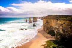 12 апостолов, Австралия 1 Стоковое Изображение
