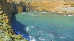 12 апостолов, большая дорога океана вдоль побережья Виктории, Australi Стоковое Изображение RF