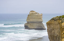 12 апостолов, большая дорога океана, южное Виктория Стоковая Фотография