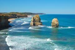 12 апостолов 1 - большая дорога океана Стоковое Изображение