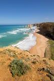 12 апостолов, большая дорога океана Стоковые Фото