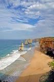 12 апостолов, Виктория, Австралия Стоковое Фото