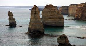 12 апостолов (Виктория) - Австралия Стоковые Изображения