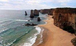 12 апостолов (Виктория) - Австралия Стоковая Фотография