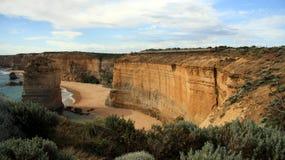 12 апостолов (Виктория) - Австралия Стоковое Фото