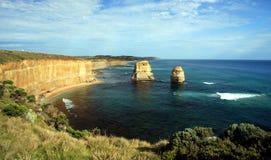 12 апостолов (Виктория) - Австралия Стоковое Изображение RF