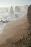 12 апостолов в Виктории, Австралии Стоковые Фото