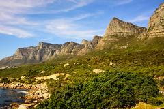 12 апостолов в Кейптауне Стоковое Изображение