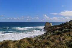 12 апостолов в национальном парке campbell, Австралии Стоковые Изображения