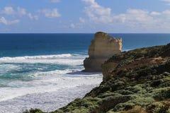 12 апостолов в национальном парке campbell, Австралии Стоковое Изображение