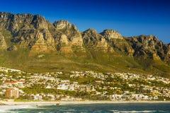 12 апостолов в Южной Африке Стоковая Фотография